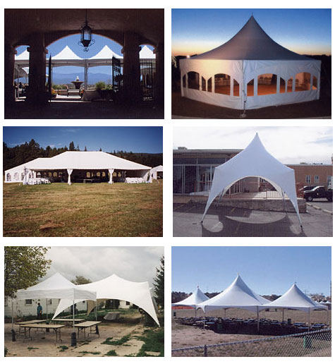20 x 30 15 x 30 10 x 20 20 x 40 15 x 45 10 x 30 10 x 40. Canopy sizes & Tents / Canopies - Santa Fe Party Rentals - Weddings Events ...